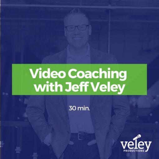 Jeff Veley Video Coaching 30 min graphic
