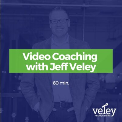Video Coaching Jeff Veley 60 min Graphic