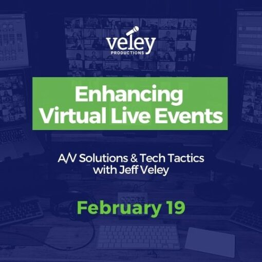 Enhancing Virtual Live Events Product