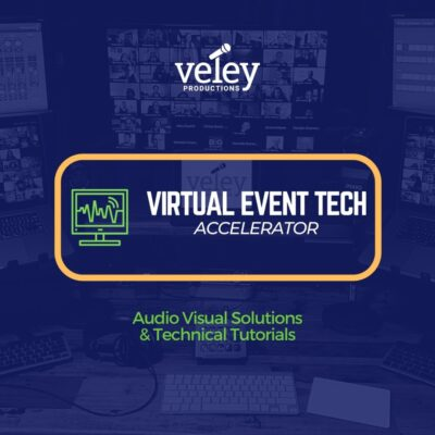 Virtual Event Tech Accelerator Product Image