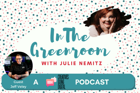 In the Greenroom Podcast Cover
