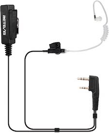 Two-Way Radio Surveillance Kit